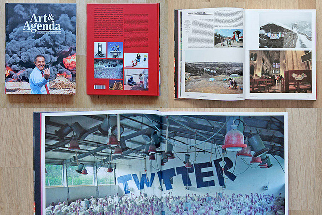 BOOK FEATURE: ART&AGENDA PUBLISHED BY GESTALTEN