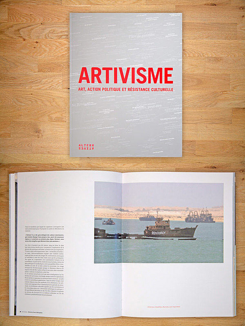 BOOK FEATURE: ARTIVISME