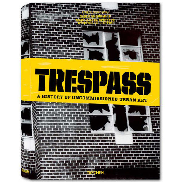 BOOK FEATURE: TRESPASS BOOK PUBLISHED BY TASCHEN