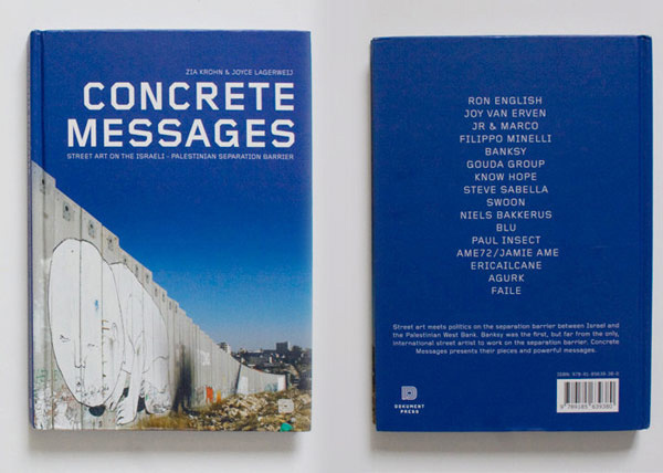 BOOK FEATURE: CONCRETE MESSAGES