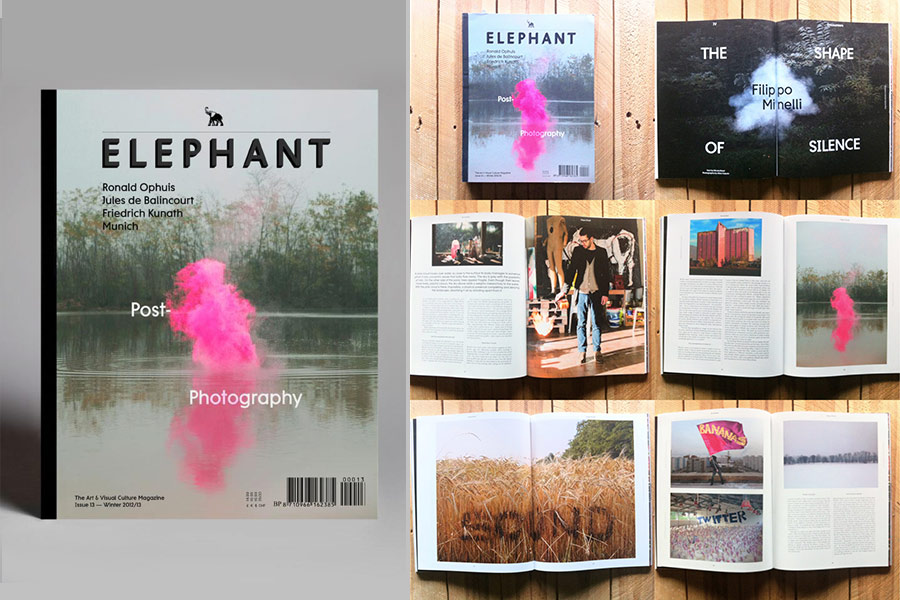 ARTICLE: ELEPHANT MAGAZINE