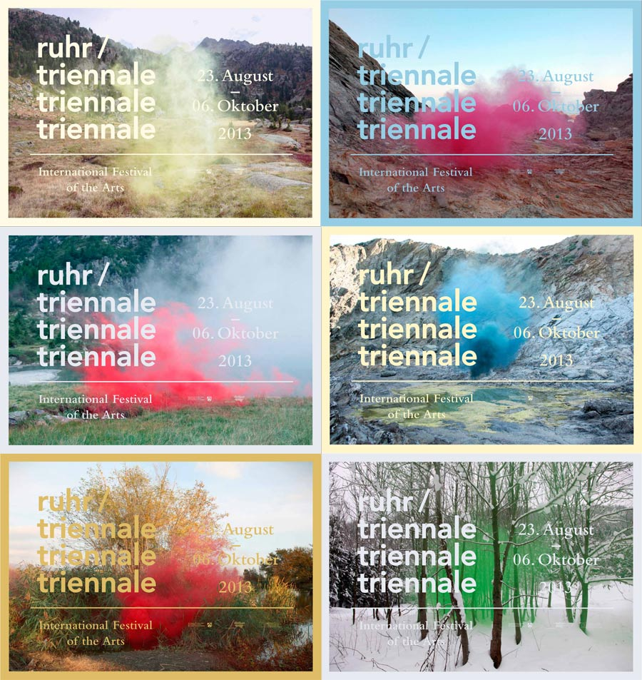 COMMISSION: RUHR TRIENNALE