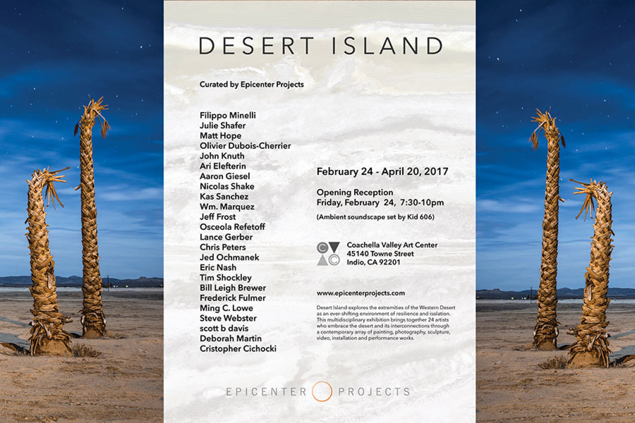 GROUPSHOW: COACHELLA VALLEY ART CENTER